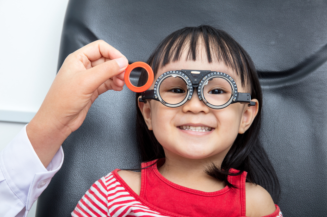 aumento de miopia en poco tiempo en niños