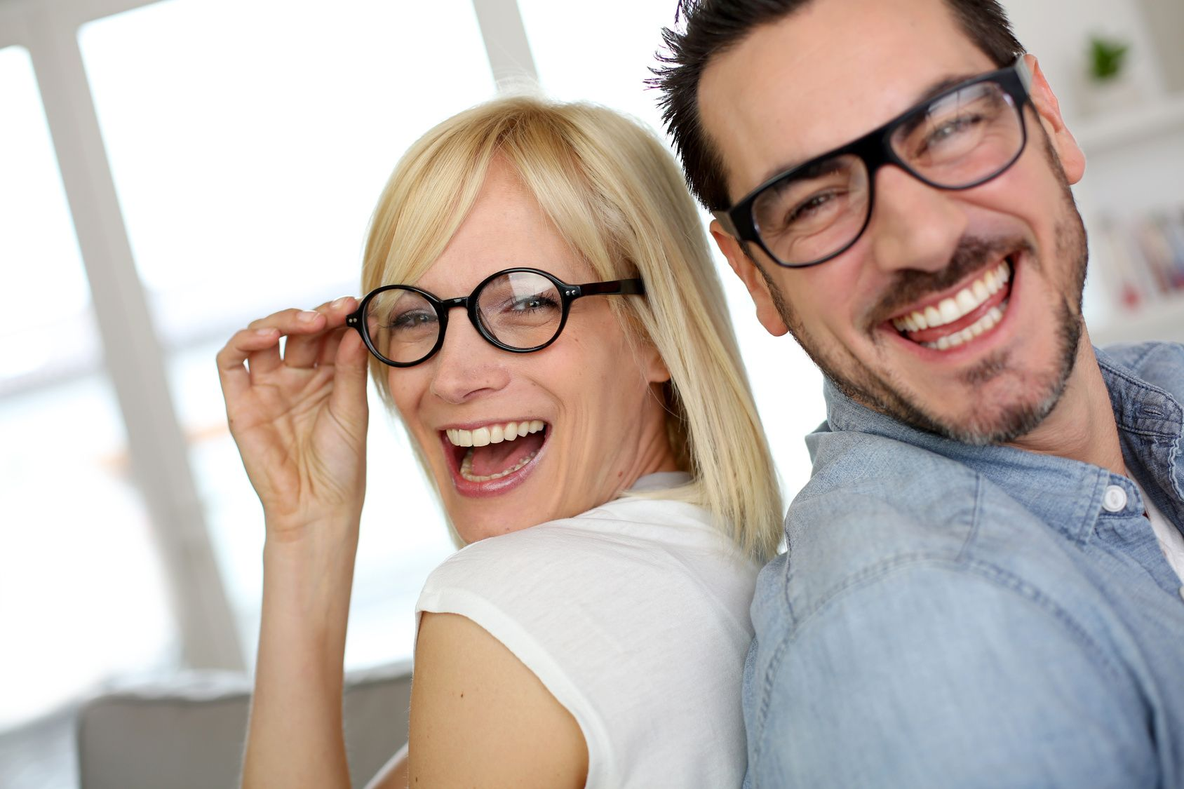 gafas miopia alta