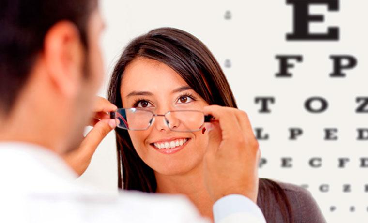 gafas graduadas miopia alta
