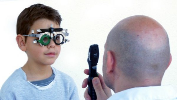 gafas corregir miopia