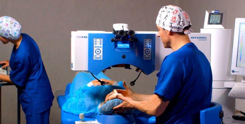 miopia cirugia lente intraocular