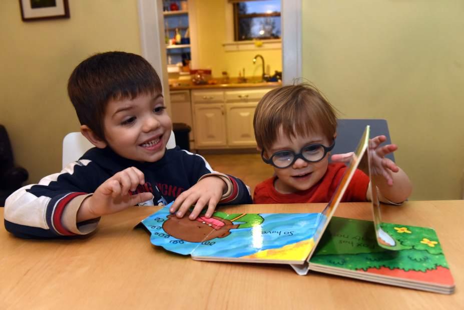 miopia en niños causas